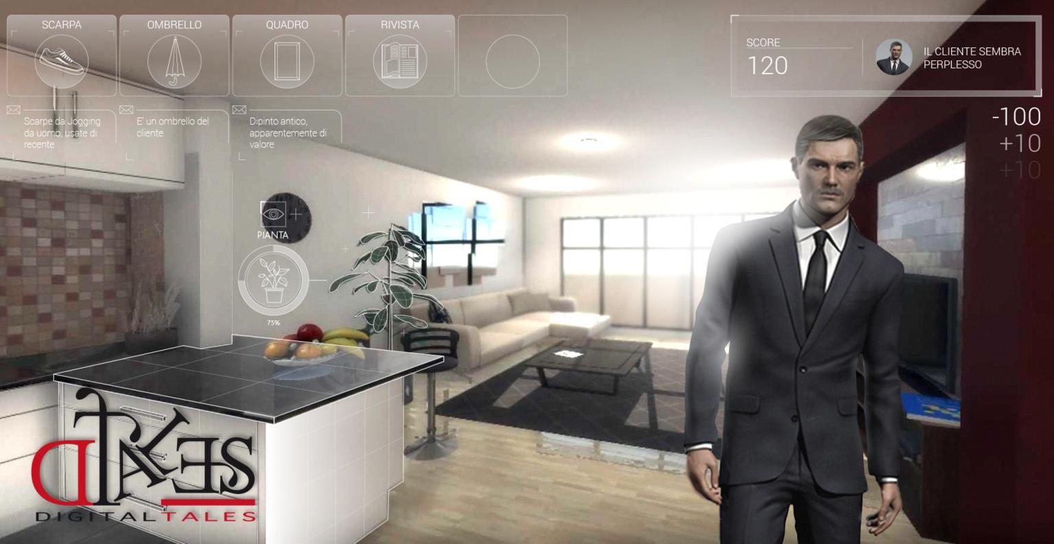 VR Soft Skills Simulator